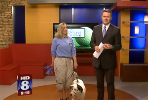 Fox 8 News – Round for Hounds