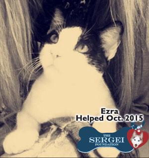 Ezra – Helped Oct. 2015