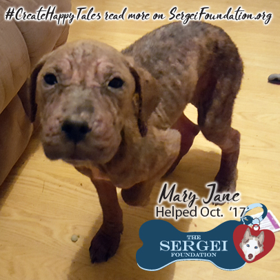 Mary Jane – Helped Oct. 2017